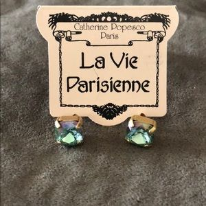 Catherine Popesco earrings.